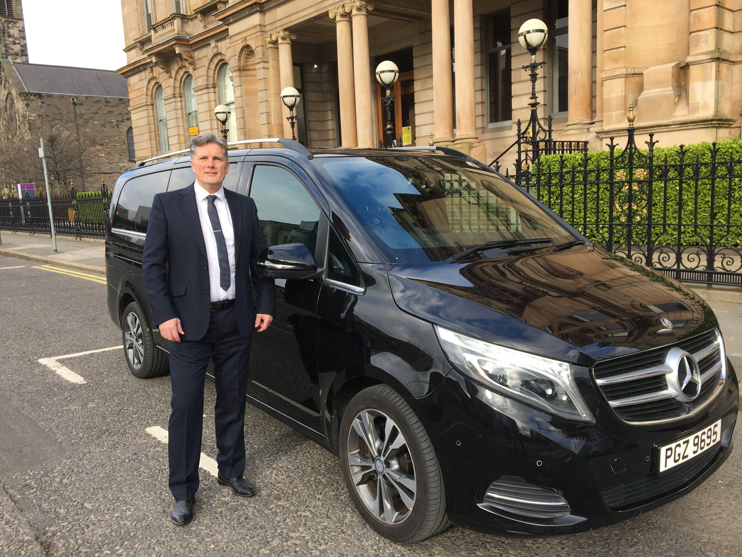 Belfast chauffeur services